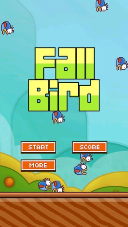 Fall Bird : The Flappy Catch Me Revenge