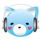 らぶにゃん Music Player icon