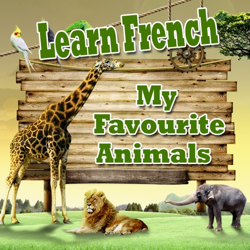 Speak French - Animals