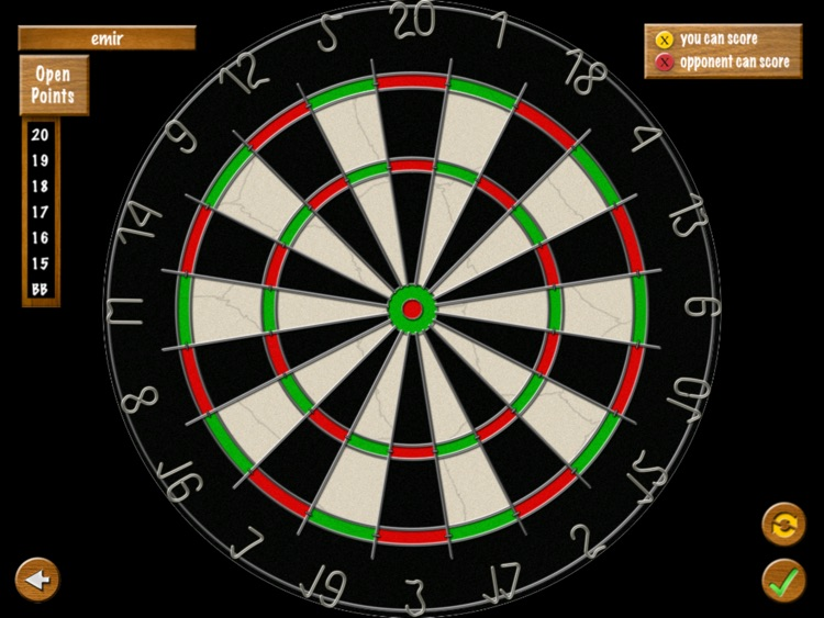 Dart Score Manager screenshot-4