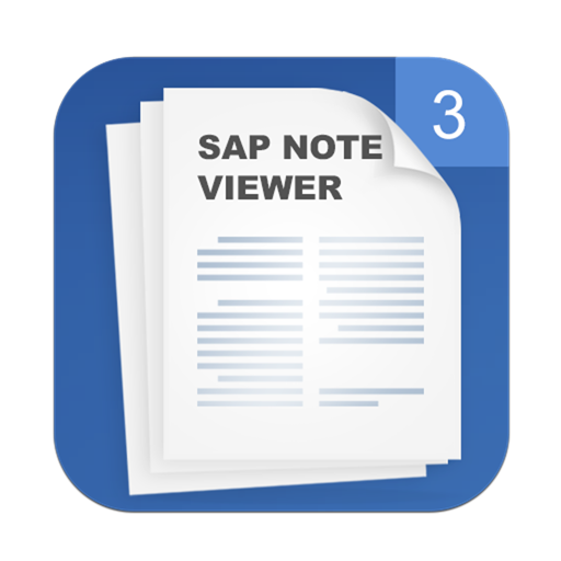 SAP Note Viewer
