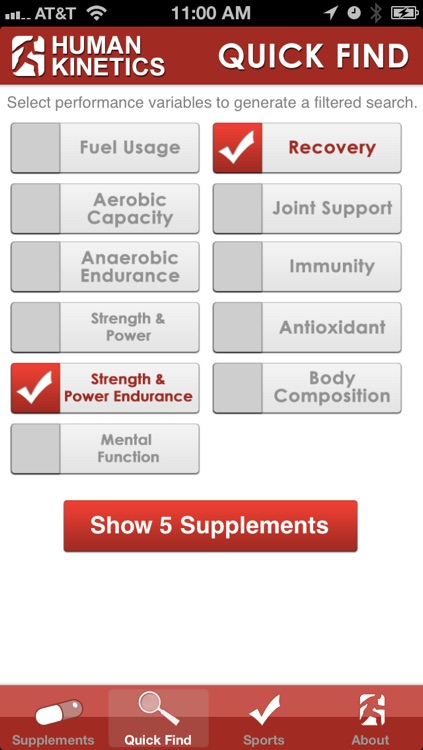 Sports Supplements screenshot-4