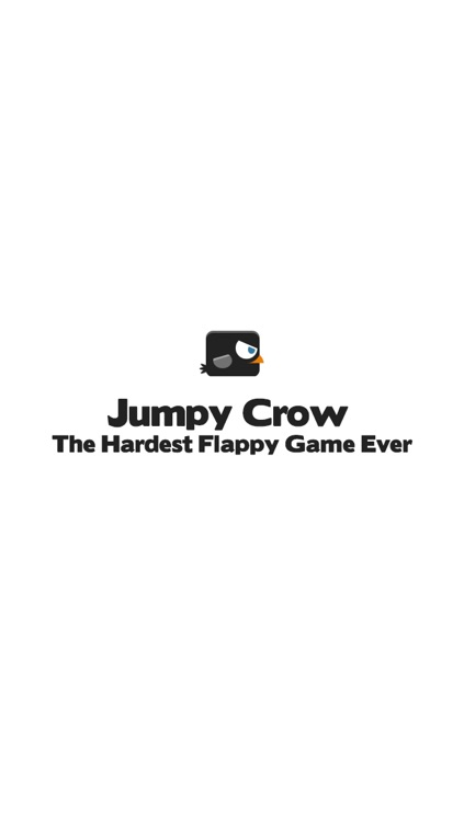 Jumpy Crow - The Hardest Flappy Game Ever screenshot-3