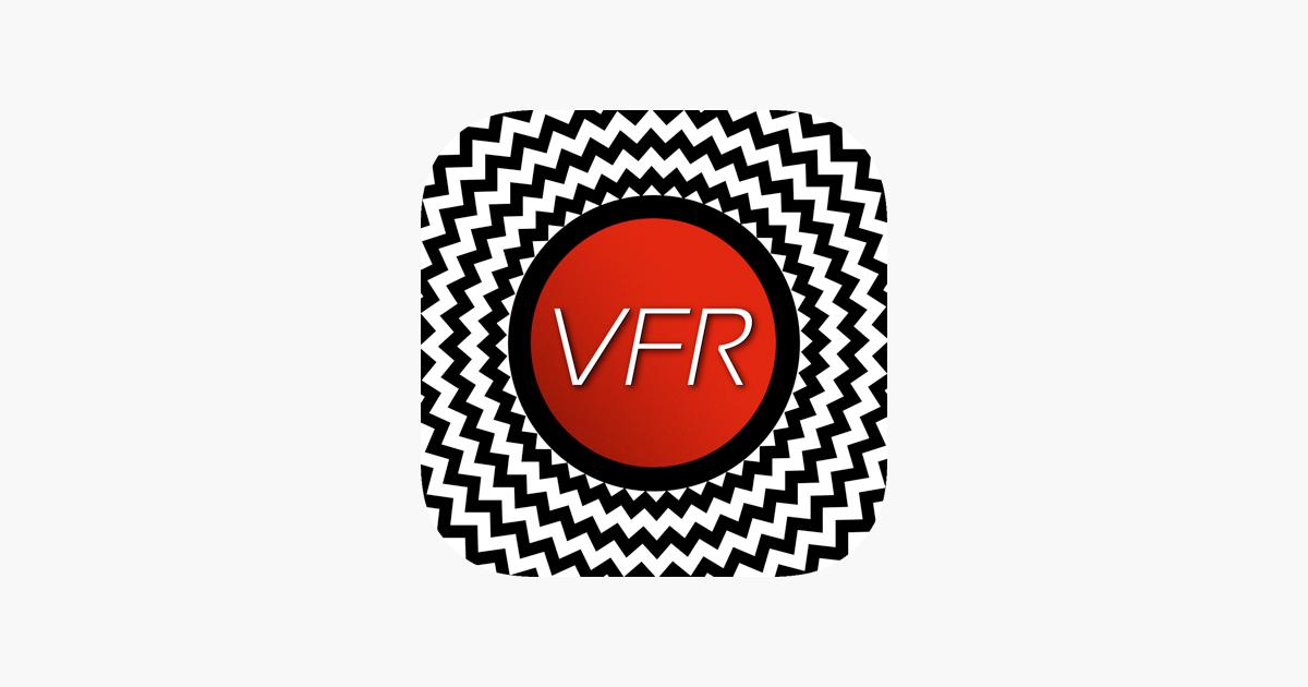 VFR ~ Variable Bildrate Videokamera im App Store