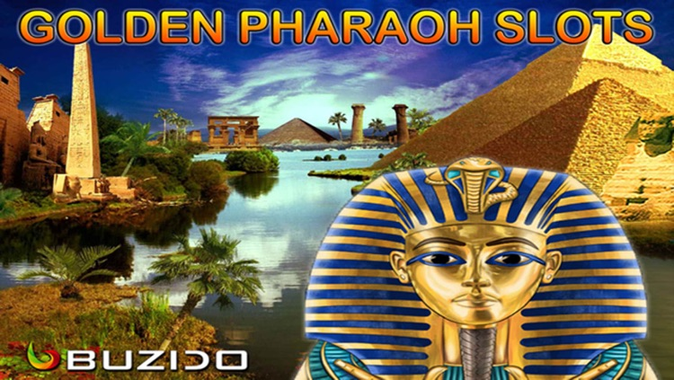 Golden Pharaoh Slots screenshot-4