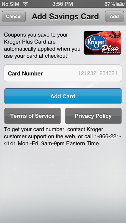 Cellfire Mobile Coupons screenshot-3
