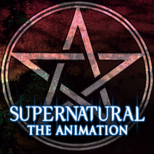 Supernatural: The Animation EMF Ghost Shot