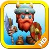 Axe Viking Run - Ninja Dragon Hunter