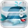 ゆるい - フィンクジラゲームPRO A Flappy-Fins Whale Game PRO - iPhoneアプリ