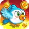 Fluffy Birds in Flappy Adventures