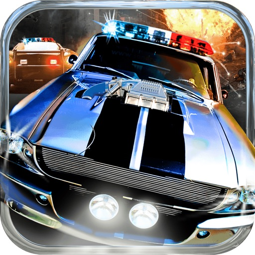 Police Racing Driving Simulator - Real Mad Skills Turbo Chase Racer FREE iOS App