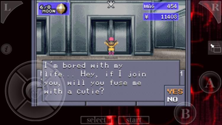 Shin Megami Tensei (ENG) screenshot-3