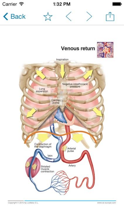 Miniatlas Cardiology screenshot-3