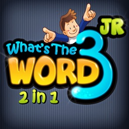 What's the word 3 Jr - 2 in 1