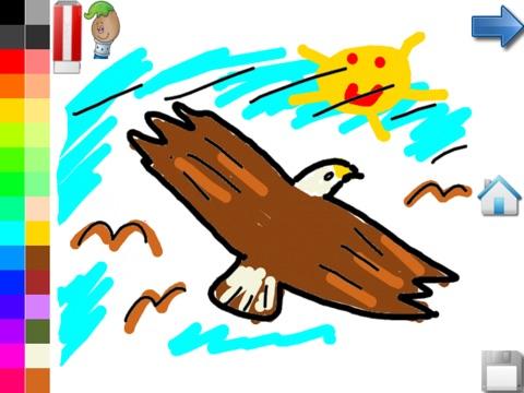 Kleurplaat Vogels Kleurboek Voor Peuters Spelletjes