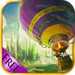 Oz Flying Fantasy-A Great Race Game in the Magical Hot Air Balloon