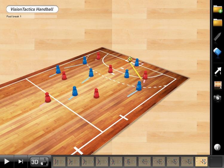 VisionTactics Handball