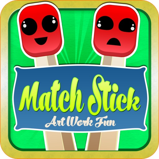 Matchstick Artwork