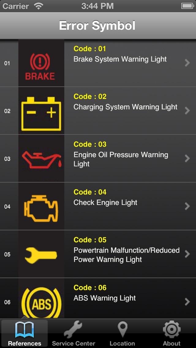Mazda Warning Light - appzoo.dk