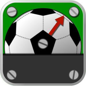 SoccerMeter app