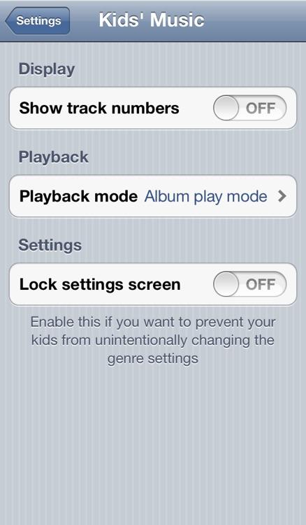 Kids' Music Player screenshot-3