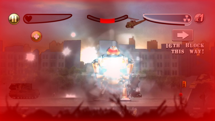 Robot Rampage screenshot-1