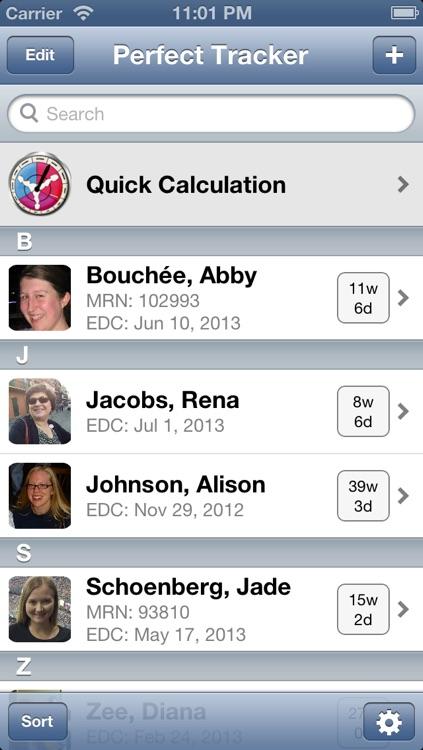 Perfect OB Tracker