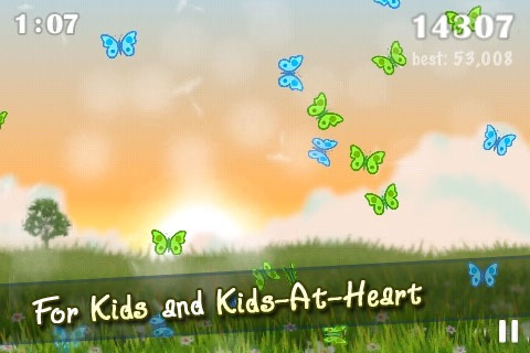Flyloop: Butterfly Looping Fun screenshot-1