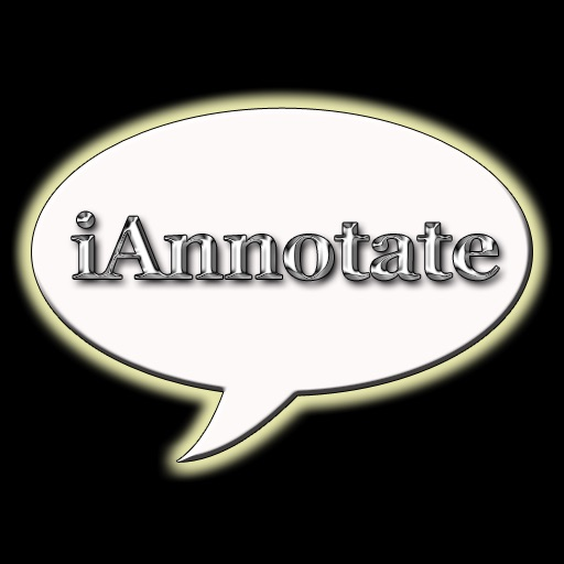 iAnnotate - Annotate your Pictures and Photos