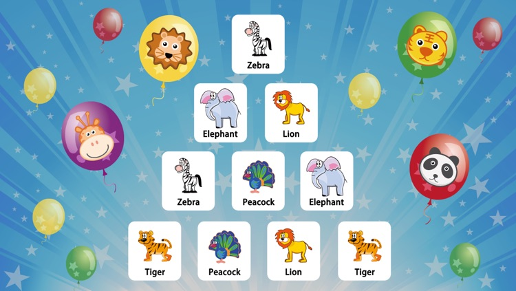Amazing Match - All in 1 Educational Brain Training Games for Kids Free screenshot-4