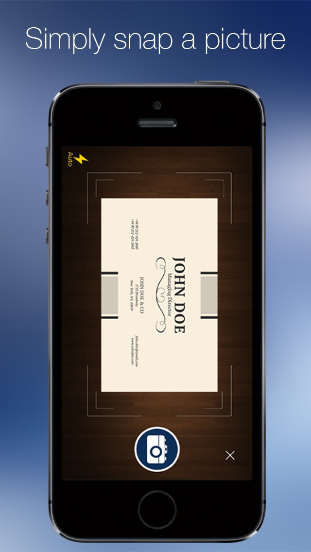 Cardscanner business card scanner app price drops screenshot 2 for cardscanner business card scanner reheart Choice Image