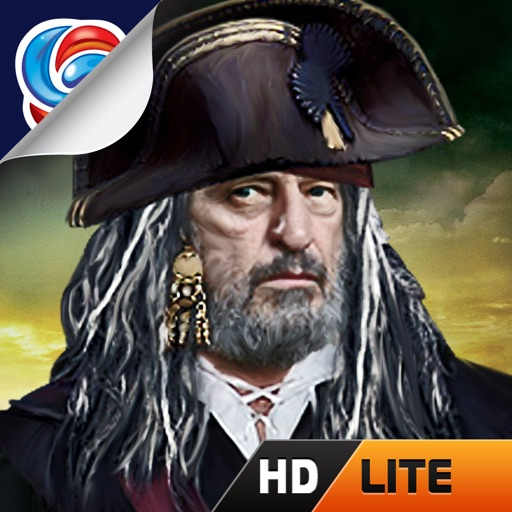 Pirate Adventures 2 HD Lite: hidden object treasure hunt