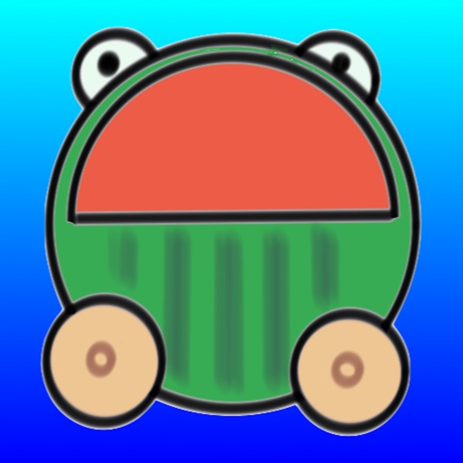 Endless Magic Rain: Feed Frog