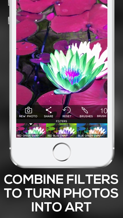 Color Filters: Custom Photo Filters + Photo Enhancements + Paint Effects screenshot-3