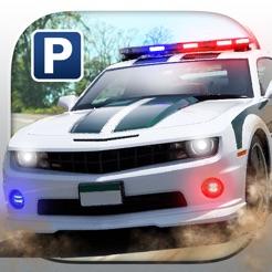 Police Car Parking Spiel Kostenlos Polizei Freie Neue Downloaden