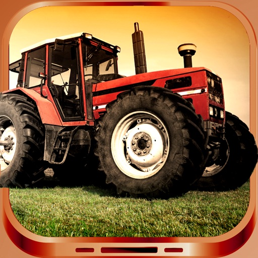 Awesome Tractor Race - Turbo Farm Speed Racing Icon