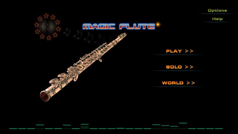 Magic Flute + Cheat Codes