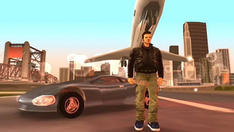 Grand Theft Auto III: Deutsche Version screenshot-3