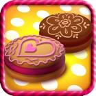 装饰和创建疯狂的饼干 - 穿衣戴帽游戏的孩子 - 免费版 icon