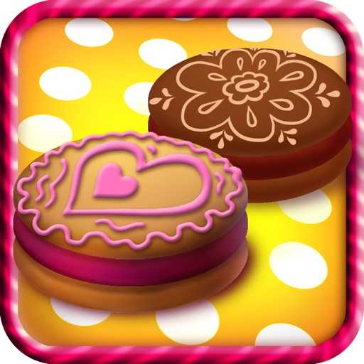 Decorate and Create Crazy Cookies - Dressing Up Game For Kids - Free Edition