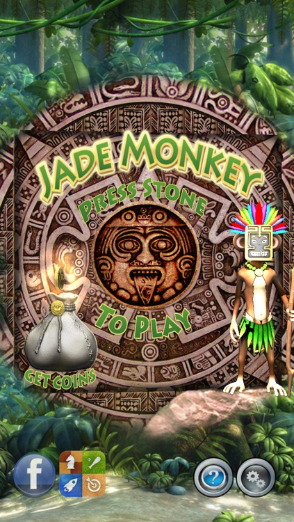Jade Monkey With Friends