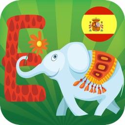Spell Animal Name in Spanish - Deletrear Animal Nombre en Español