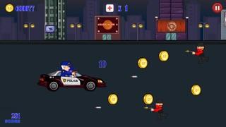 Cop & Robber Bank Escape - Police Criminal Chase Battle Free-4