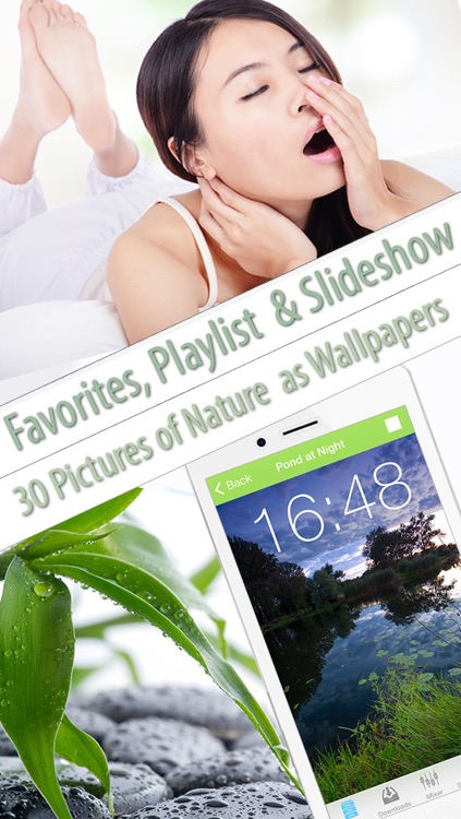 Relaxing Nature Scenes (helps to relax, meditate, sleep and yoga)