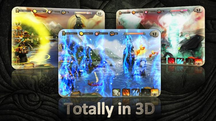 Vikings vs Dragons screenshot-3