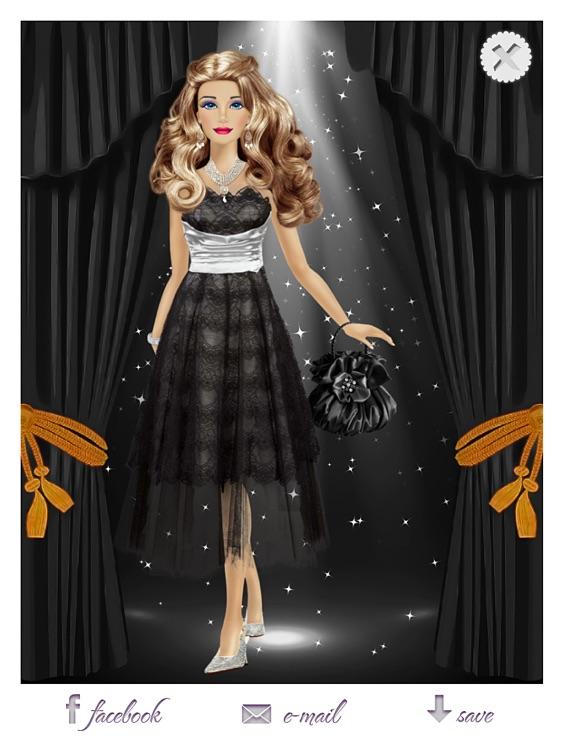 Makeup, Hairstyle & Dress Up Fashion Top Model Girls screenshot-4