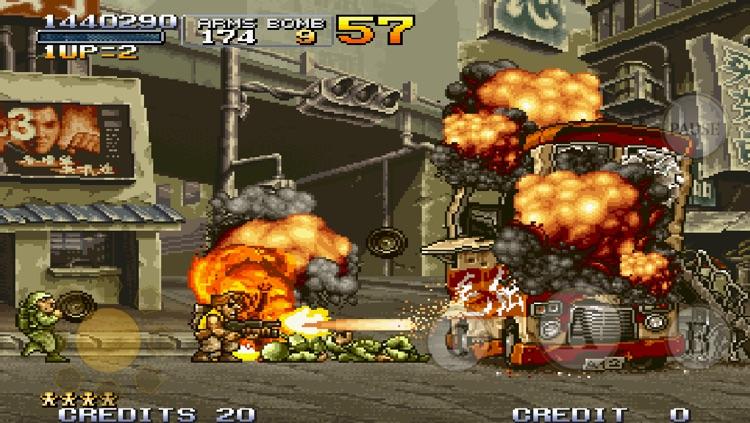 METAL SLUG X screenshot-3