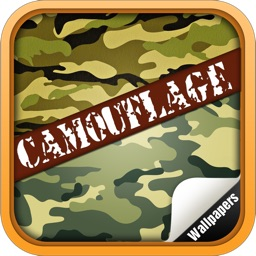 HD Camouflage Wallpaper! Retina Lock Screen Of Army Backgrounds & Themes