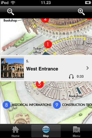 Colosseum iVIEW - EN screenshot-1
