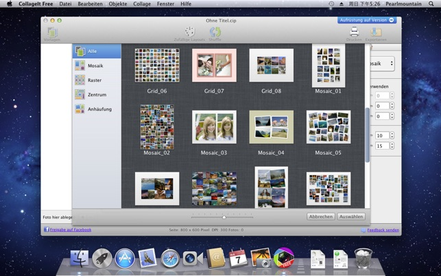Collageit Free Im Mac App Store